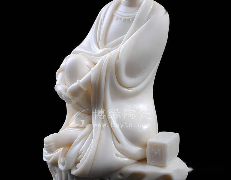 中国陶瓷艺术大师—— 许瑞峰实心瓷塑作品赏析