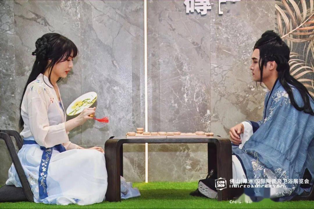 【美图】2020佛山潭洲陶瓷展20个