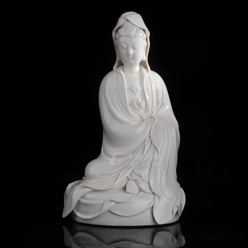 在纯净中优雅,于至简里升华,聊聊德化白瓷的别样风情