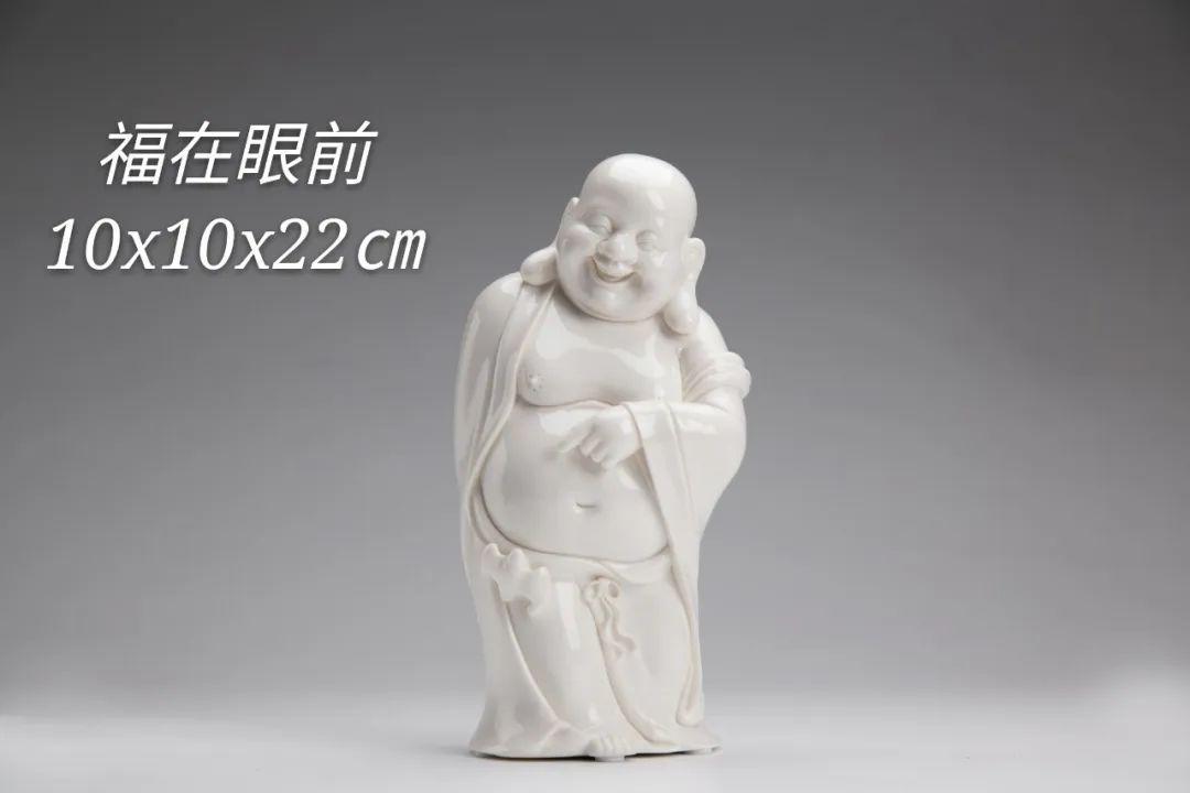 赖瑞攀:传统与当代之间,碰撞出与众不同的瓷雕艺术