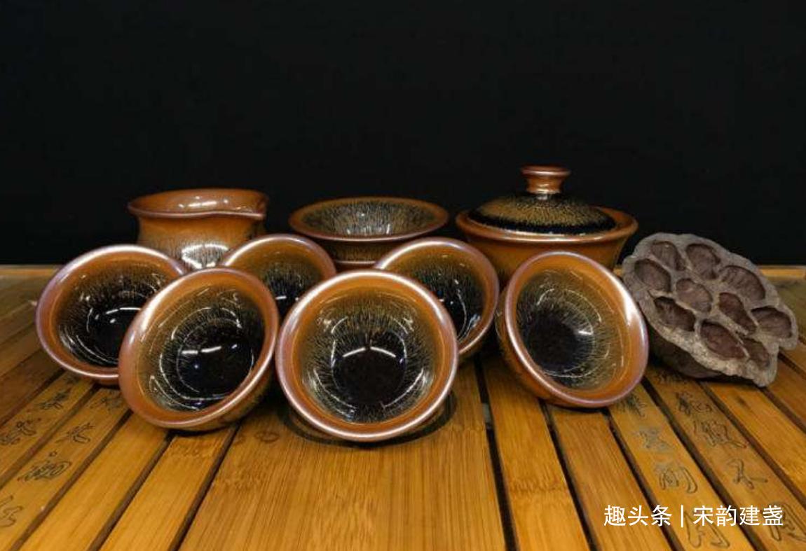 如何读懂建盏?关于建盏茶器,有哪些术语需要了解?