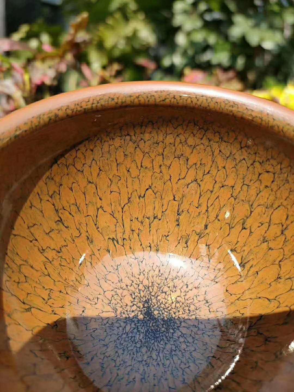 建盏鹧鸪斑釉色是怎么烧制出来的