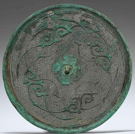中国古代铜镜,形态美观图纹华丽铭文丰富