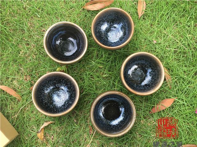 中华陶瓷之冠 建盏作品鉴赏