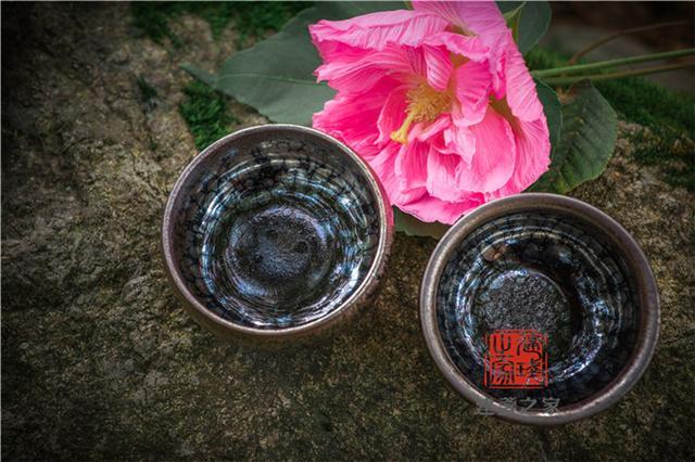 天下茶盏第一碗 建盏