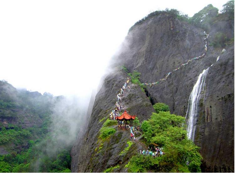中国最美旅行地 美景灵秀动人心