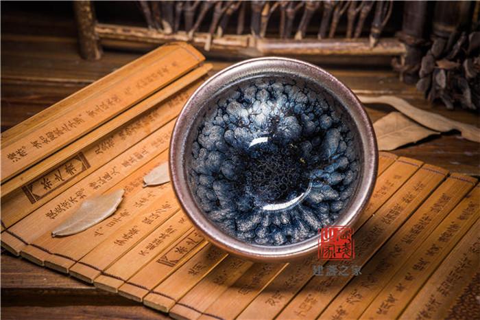 中国宋代八大名瓷之一 建盏