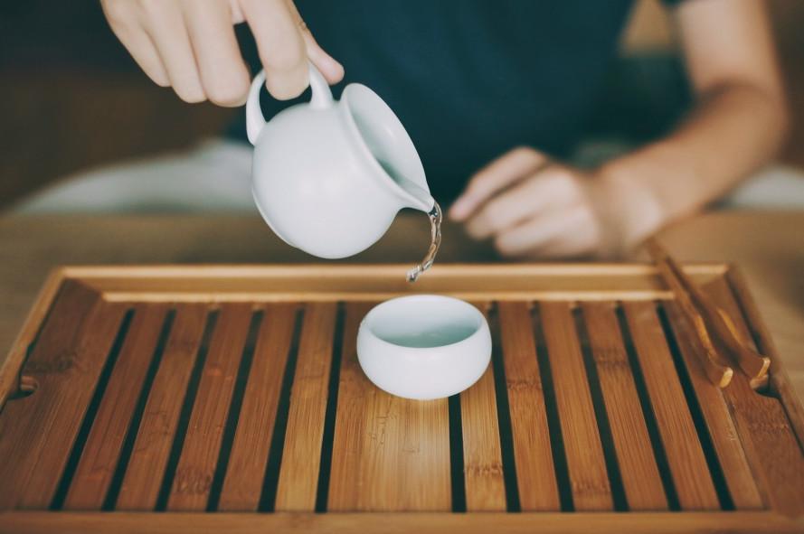 炎炎夏日来杯降温消暑茶
