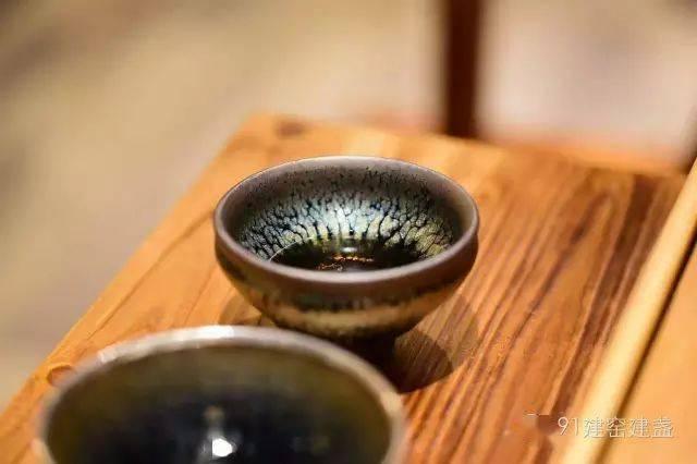 握合适的盏、喝合适的茶,才能品到最契合的味
