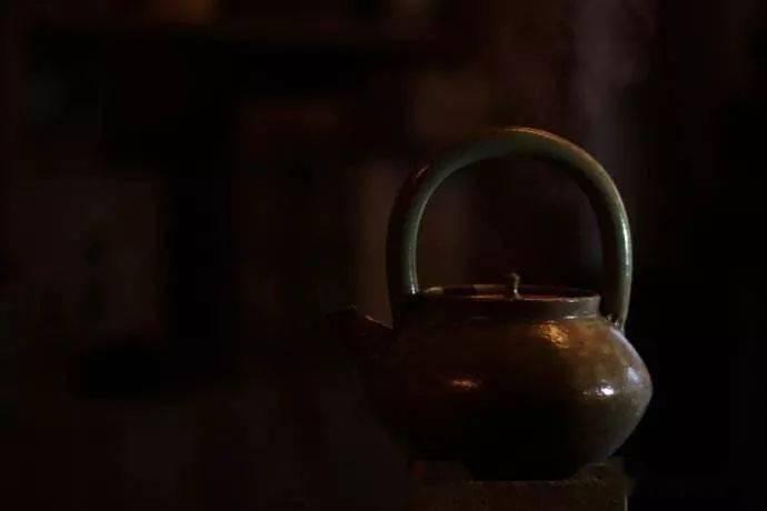 这样的院落, 是茶人最美好的向往