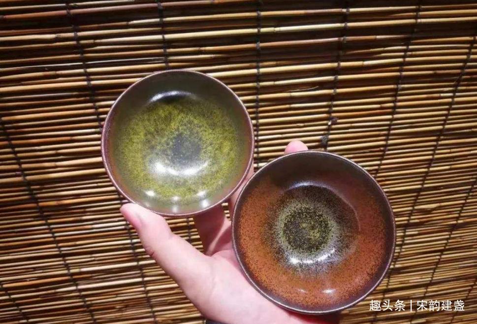 建盏喝茶是一种习惯,更是忙碌生活的解药,合适才是最好