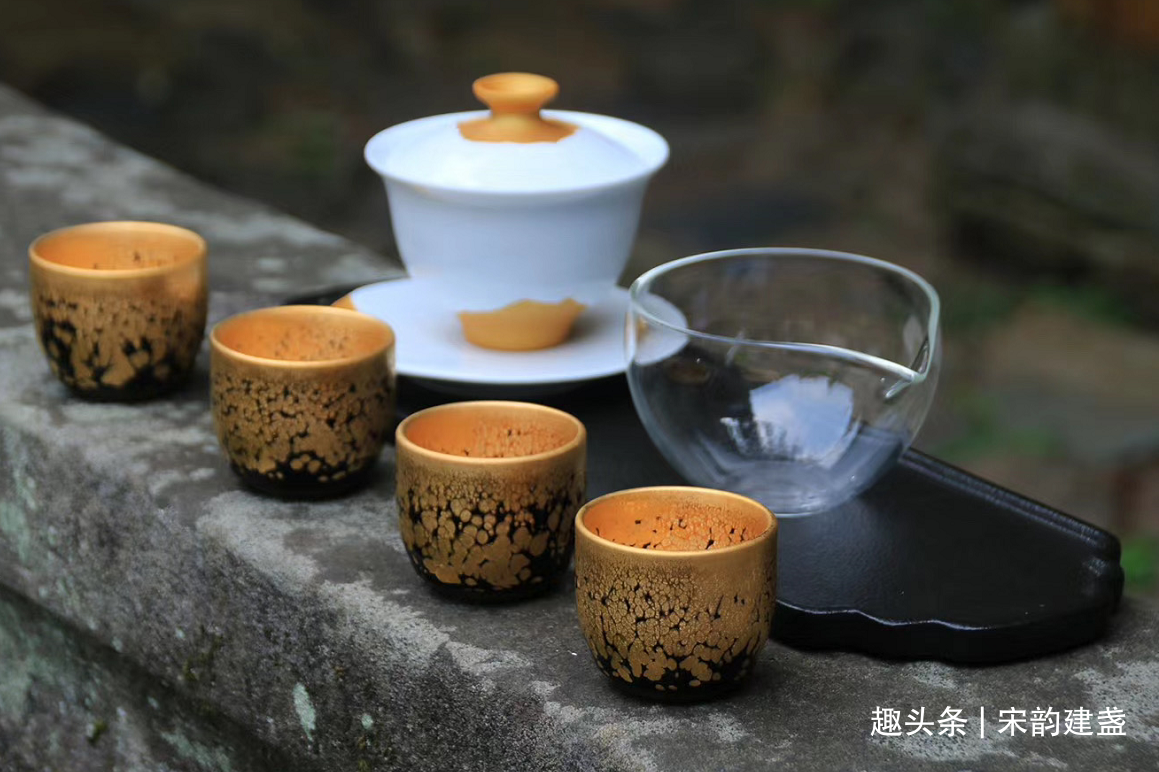 宋瓷作为中国工艺美术史上的传奇,建盏在其中扮演了怎样一个角色