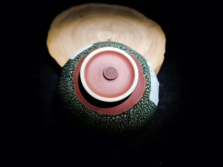 跨界匠人范泽锋紫砂建盏