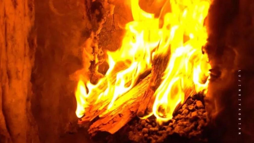 「柴烧押窑」一起见证柴烧油滴的诞生,截止本月底