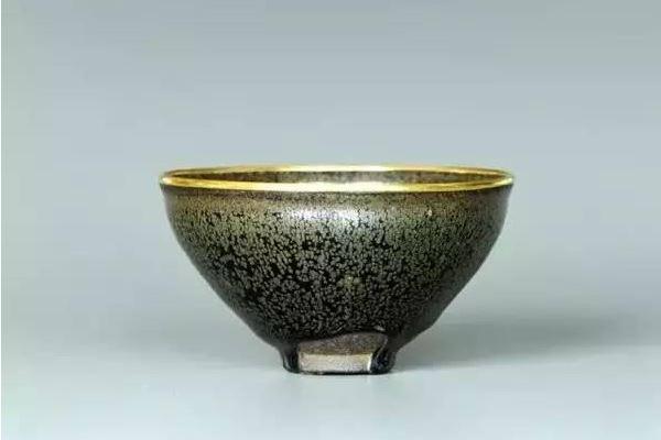 日本收藏的顶级油滴盏