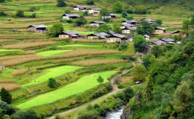 世界生态第一村