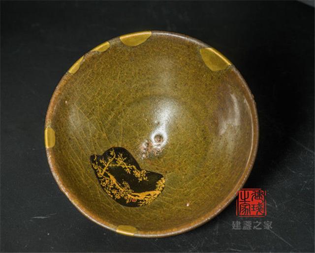 盛世典藏:为什么收藏建盏 一定要收宋代老盏呢?