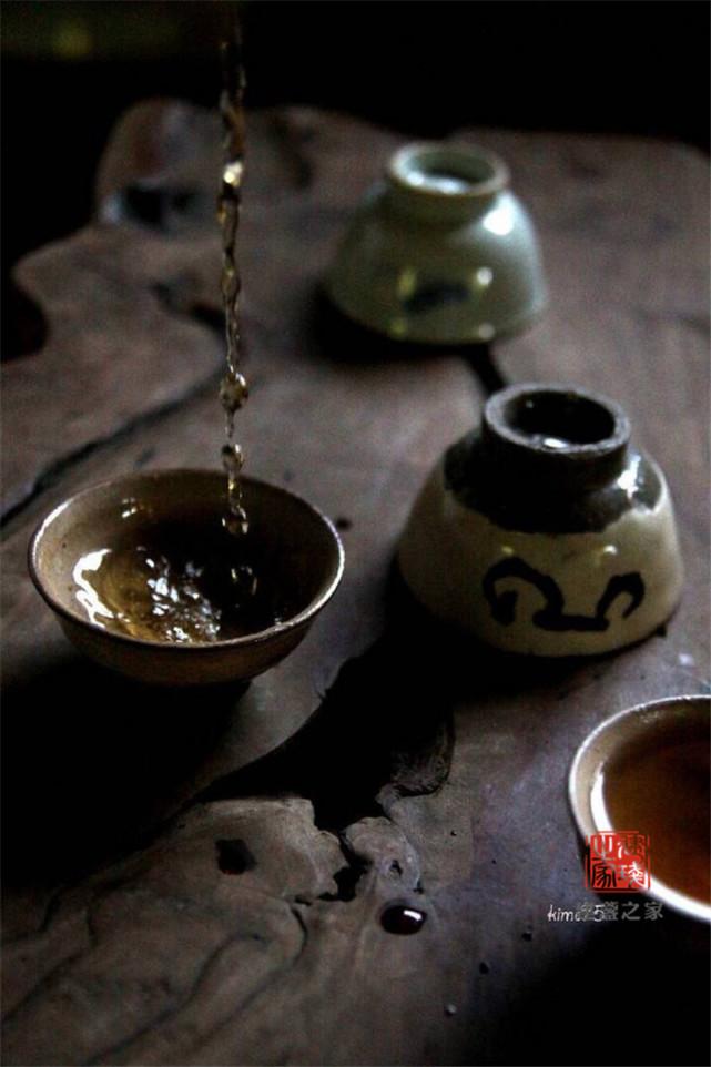 用建盏喝茶   你不知道的好处