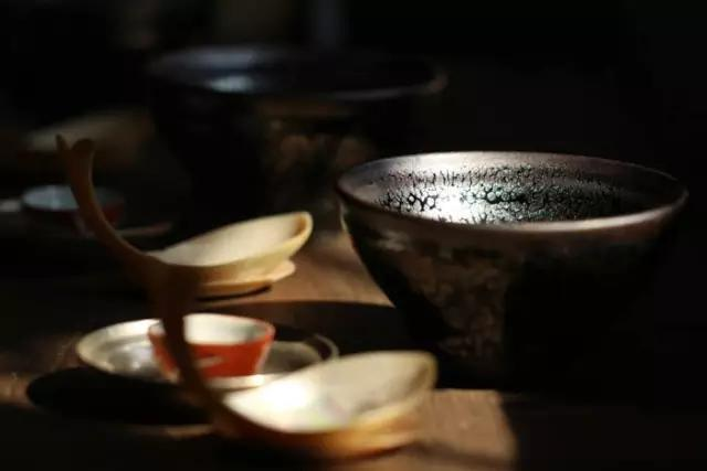 挑剔的宋徽宗,却对这个茶盏情有独钟