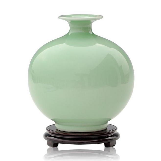 中国不朽的美学文化 孔雀瓷器