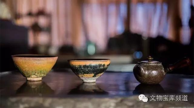 建盏:宋朝茶文化的主角