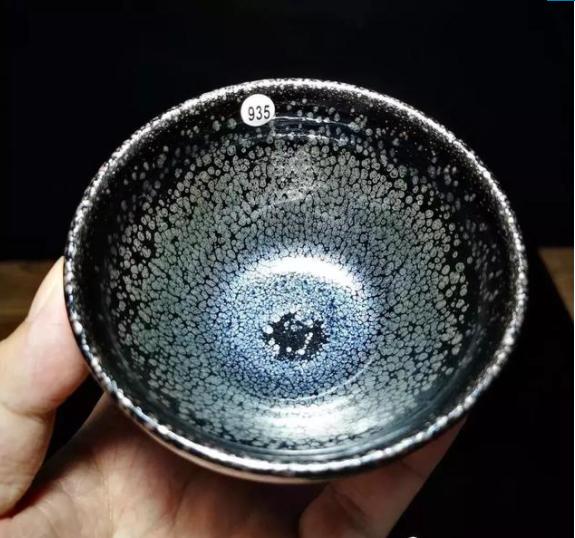 怎么辨别上品的油滴盏?
