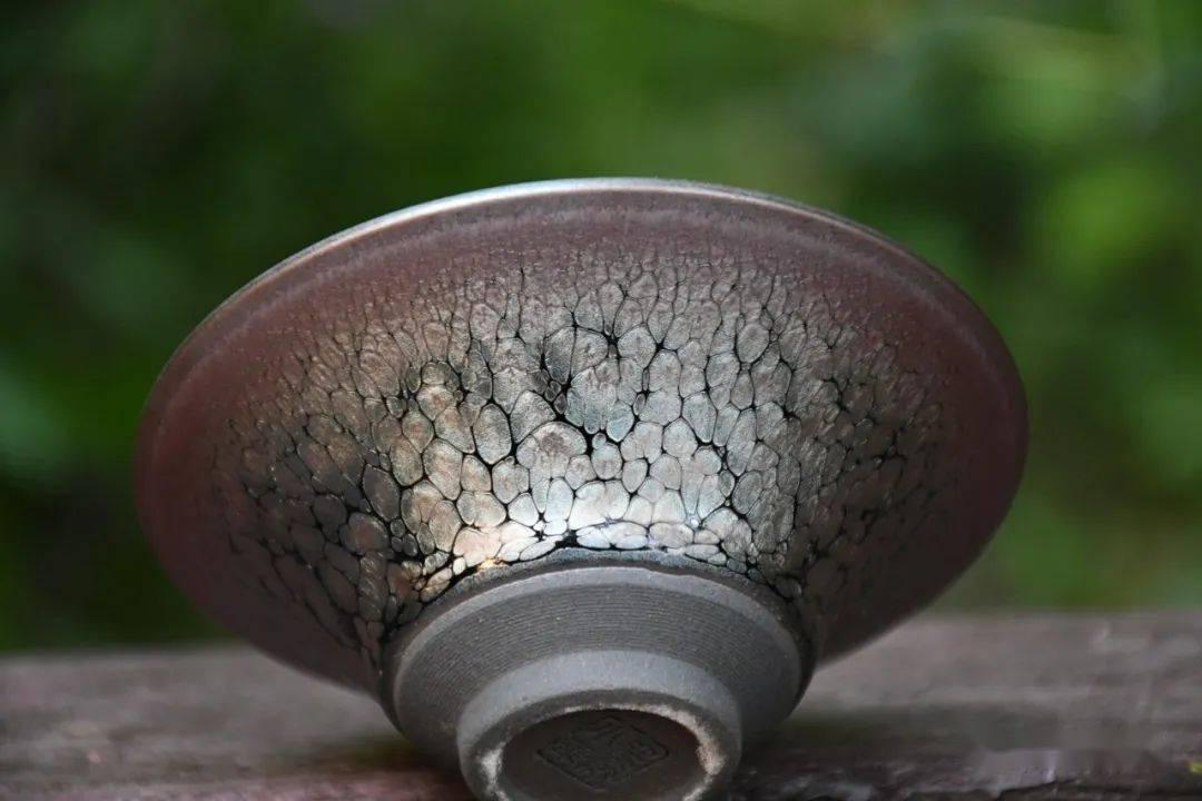 宋朝皇室御用茶器——建盏
