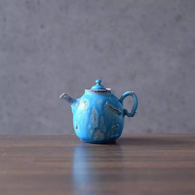 优雅复古陶瓷蓝…