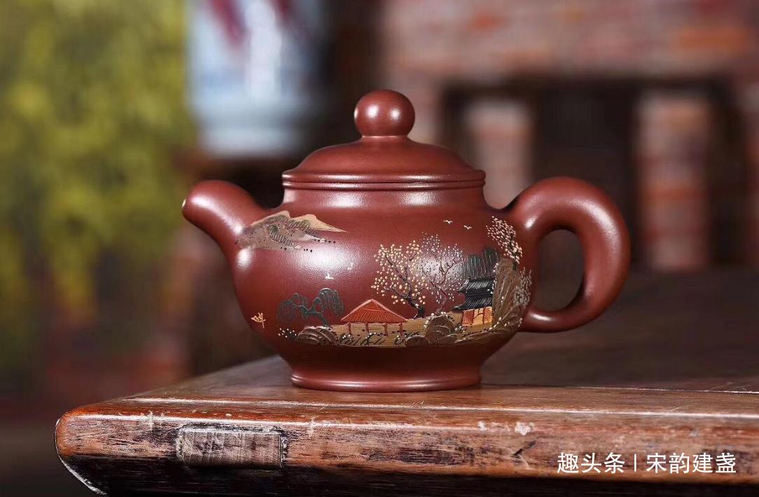 建盏茶具有何好处?风靡全球的建盏,为何与紫砂壶结下不解之缘?