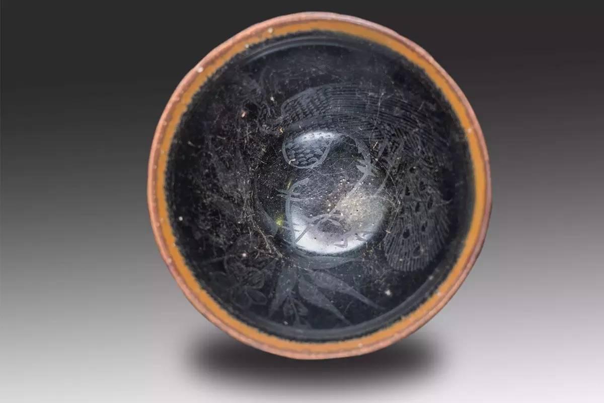 各种窑口的黑釉盏都蹦出来啦,你的盏是哪里的?