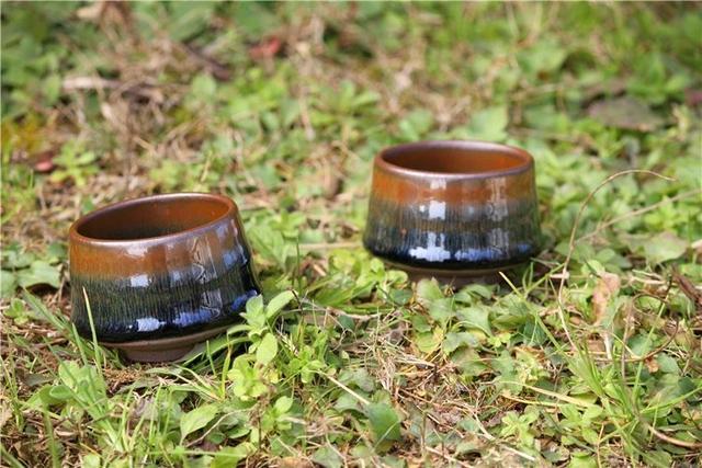 茶师手中竹刷的轻动做声,静中品味动美