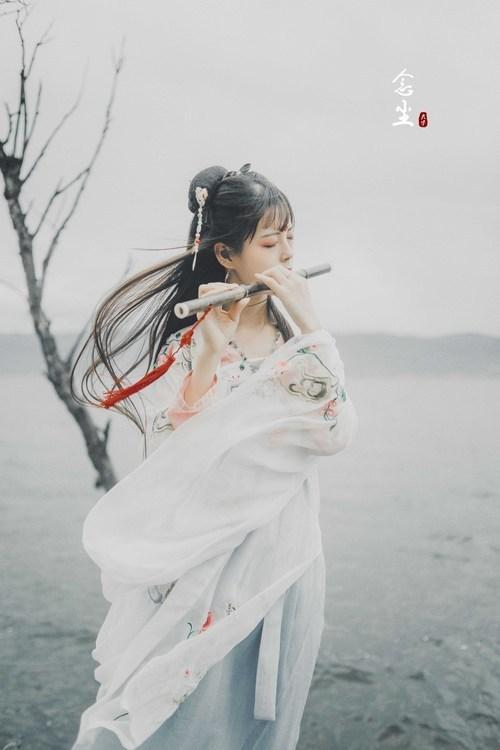 中国风汉服,传世之美