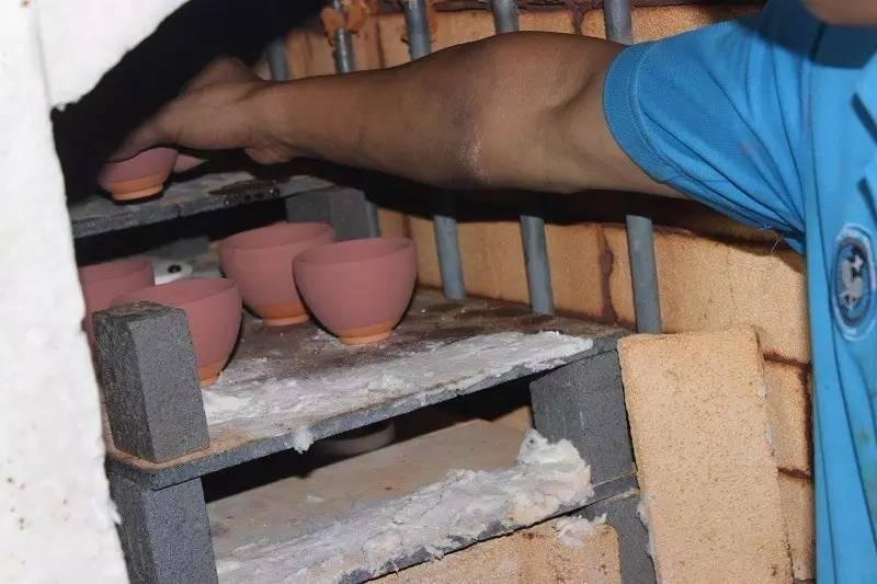 碰到一个建窑建盏高科技的家/差点就报警了……