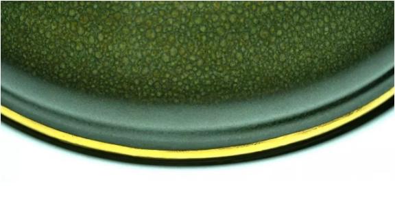绿釉鹧鸪斑建盏釉料如何调配?
