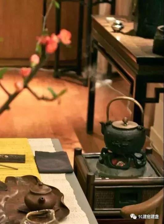爱茶爱盏的我们,应为自己寻一间茶馆,只为喜欢