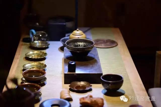 建盏适合点茶,真的不适合现代泡茶法?