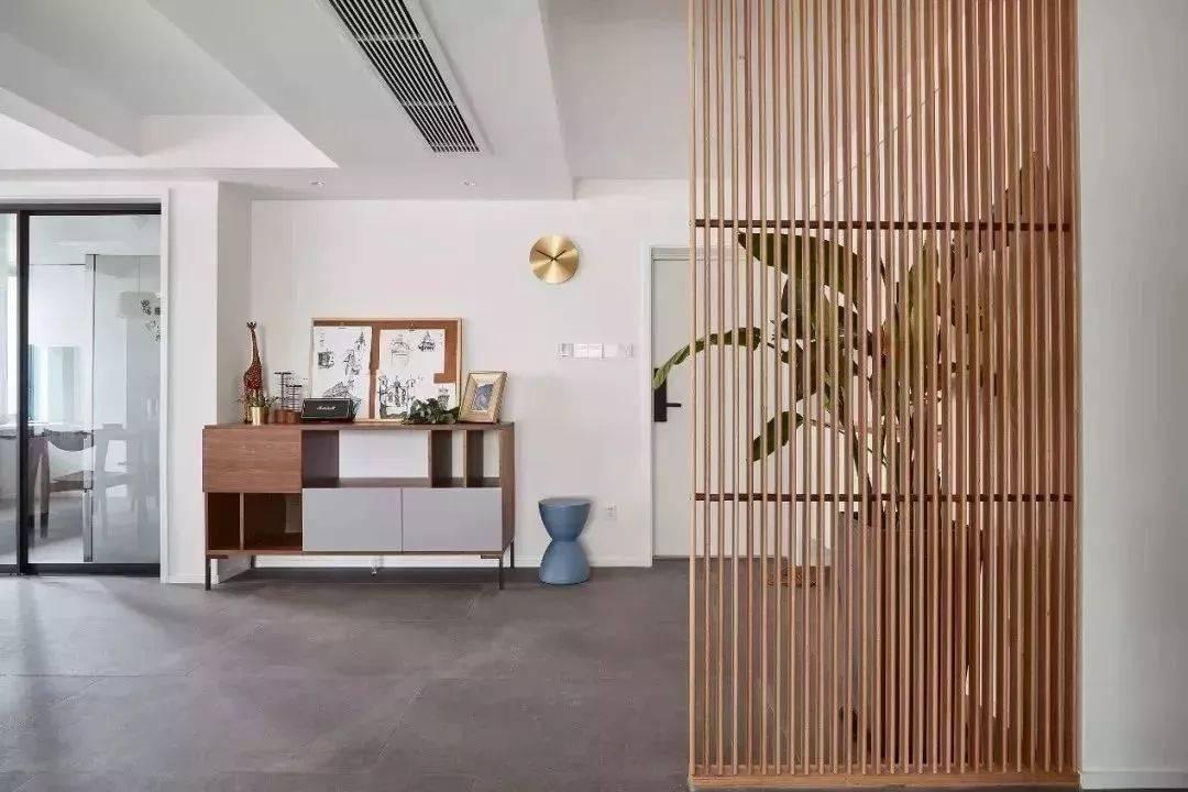8种隔断设计帮你巧妙分区,告别厚重砌墙|家居课堂