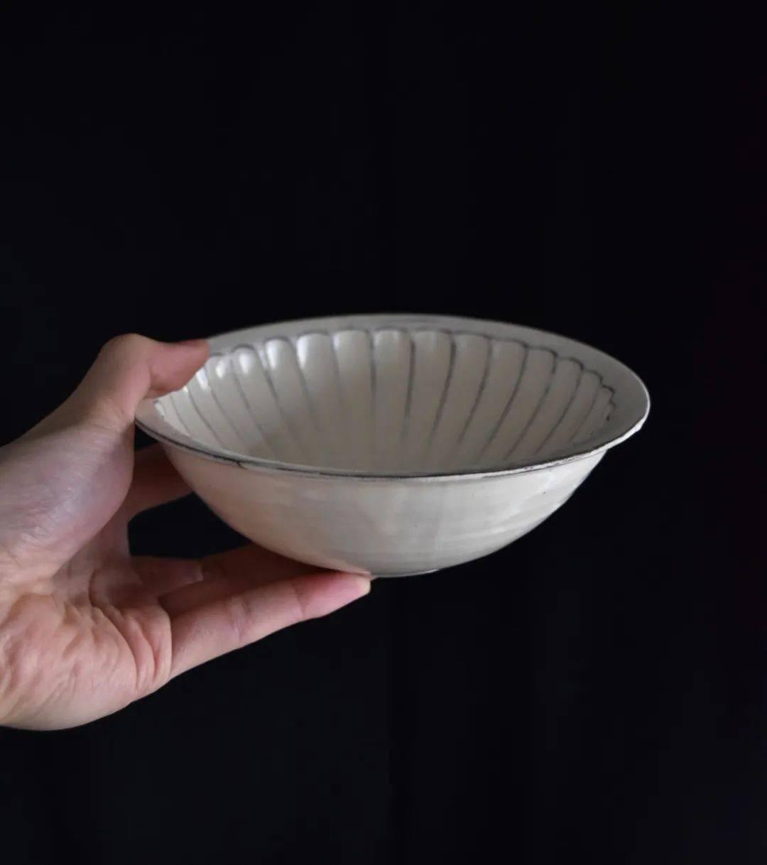 日日之器丨粉引和白瓷