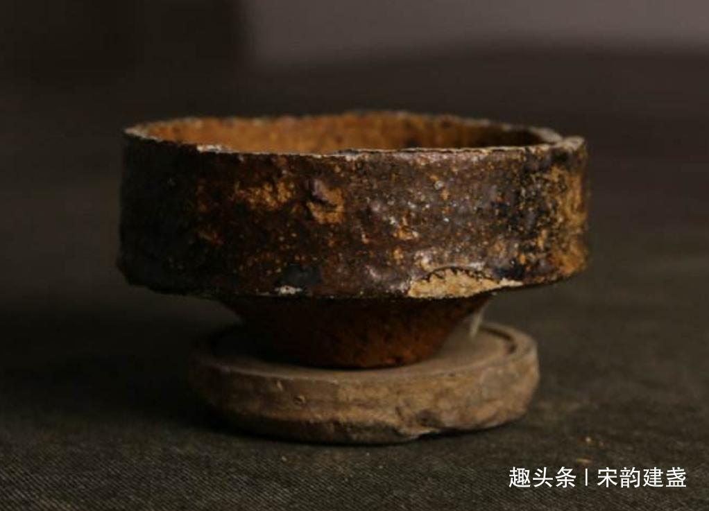 建窑建盏用什么工具烧制?它给建盏的烧制,带来了怎样的转折?