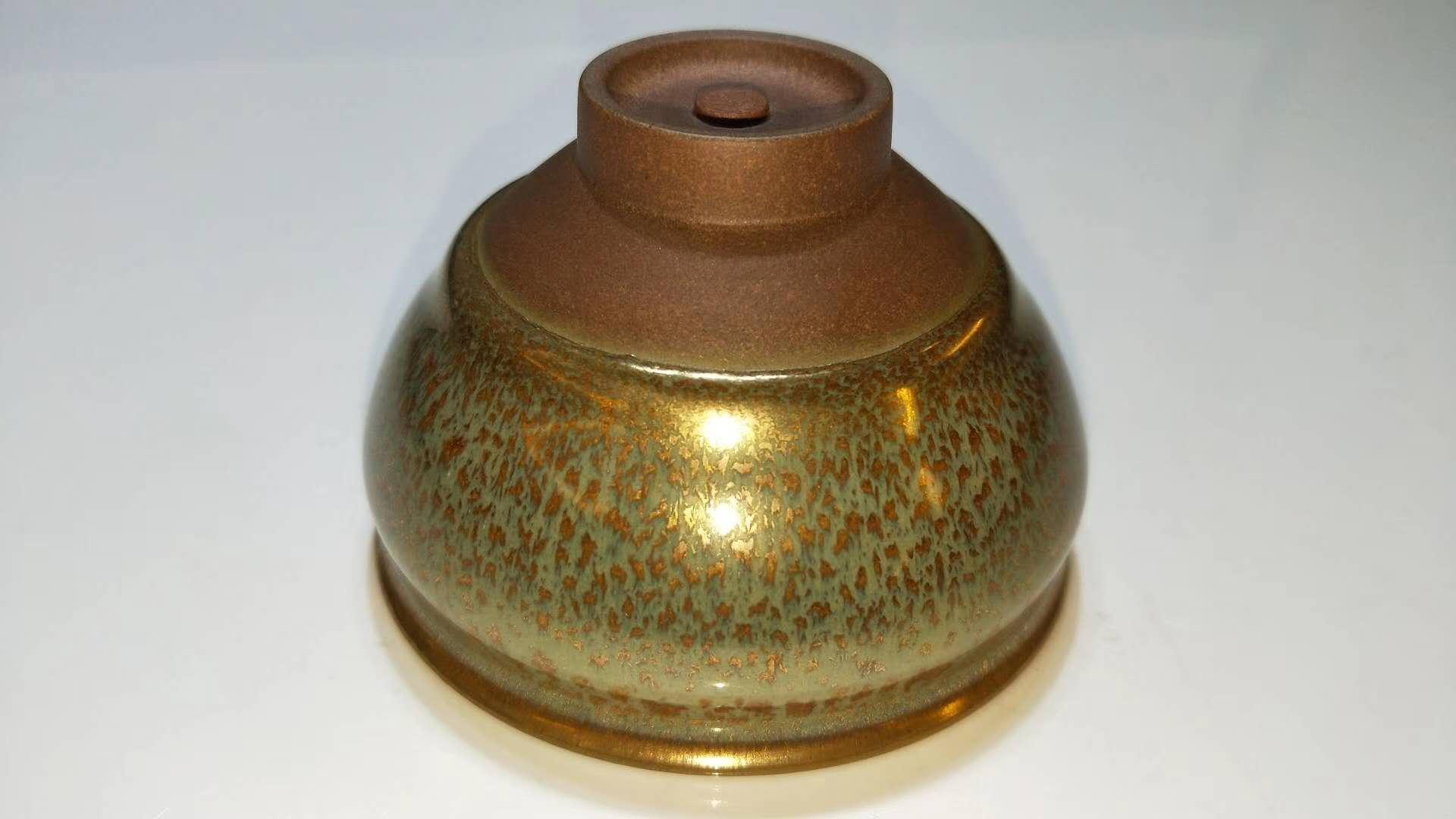 建盏跨界匠人范泽锋的建盏有收藏价值吗