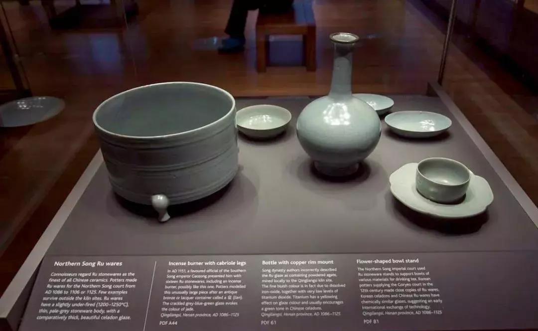 27图欣赏大英博物馆与大维德基金会收藏建盏