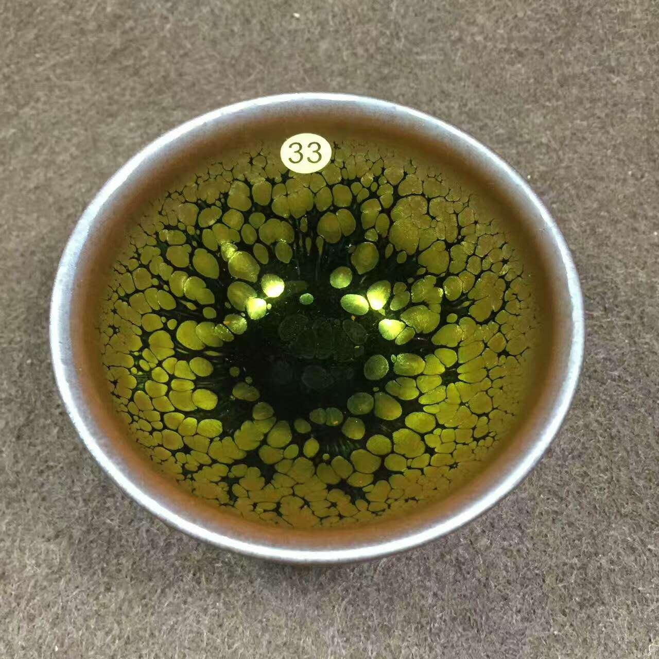 茶韵生香,建盏暖色