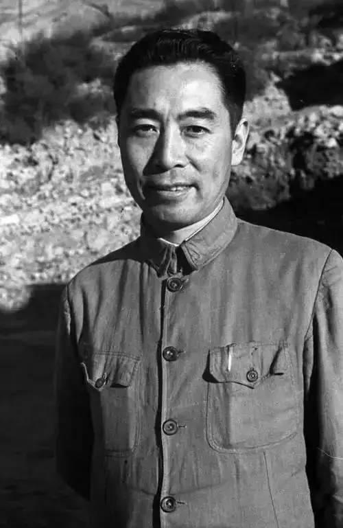中国第一代领导人罕见的人物照片