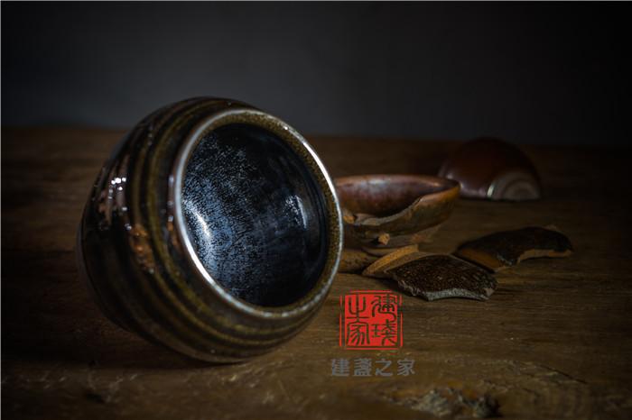 指尖上的传承-为茶而生的建盏