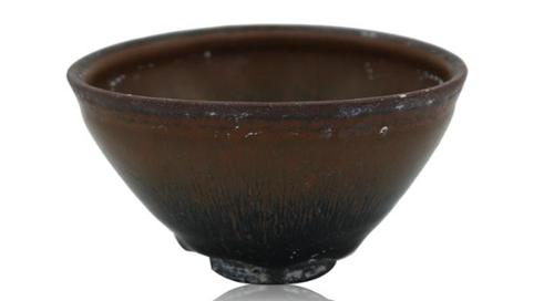 唇口兔毫盏——诞生于茶文化鼎盛时的茶盏