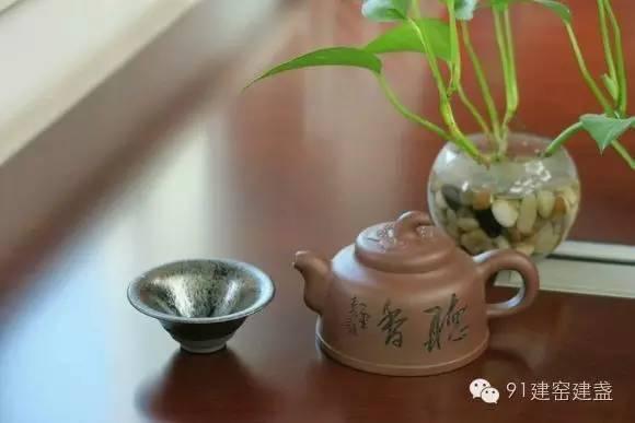 总谈建盏价格,今天简单聊聊茶!
