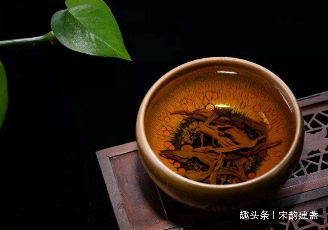 建盏茶具有何特点?紫砂与建盏有什么交集?如何注重茶道的修习?