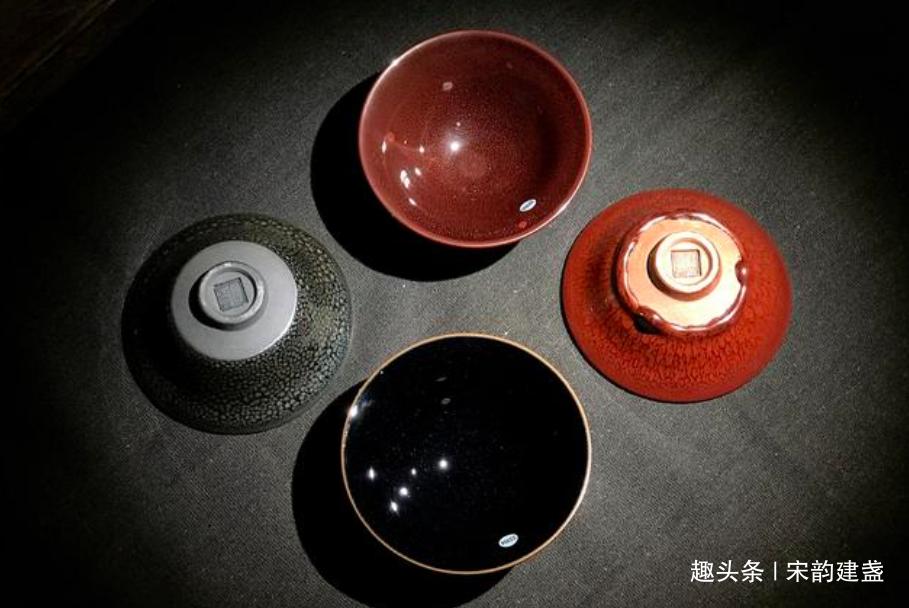 柴烧的建盏茶器更好吗?为何都喜欢柴烧建盏?柴烧有什么意义?