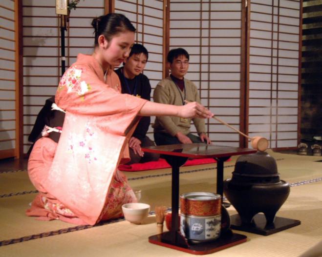 日本茶道为什么选择建盏 建盏对日本茶道的影响