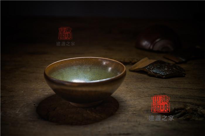 云谷山——当代柴烧建盏欣赏